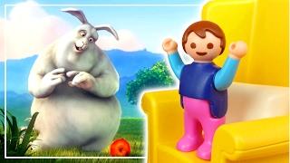 URLAUBSSPECIAL I PlaymobilFilmSpecial Mit Familie Buntrock I BIG BUCK BUNNY