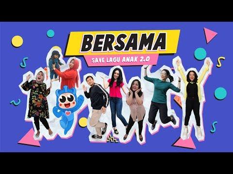 #SaveLaguAnak - BERSAMA (Official Lyric Video)