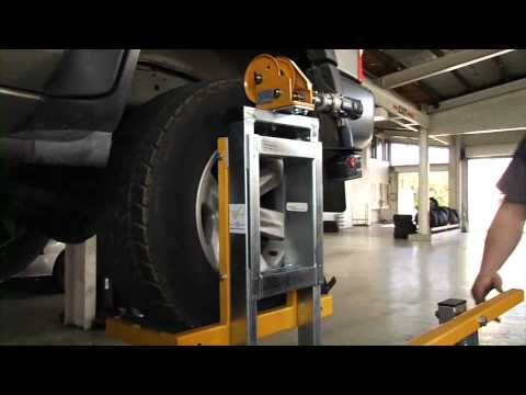 LiftRight Wheel Lifter