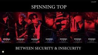 got7 spinning top between security & insecurity album spoiler