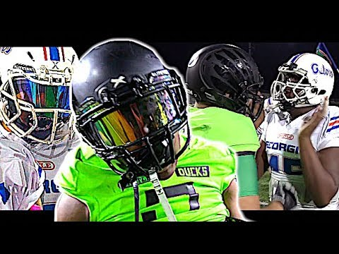 HEATED SHOWDOWN 14U OG Ducks (CA) v Georgia Gators (GA) Highlight Mix