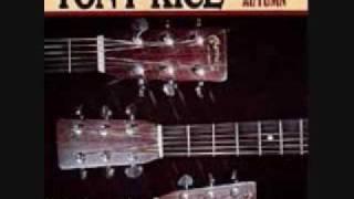 Tony Rice - Good Woman's Love