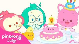 Happy Birthday, Pinkfong! @Pinkfong! Baby Friends