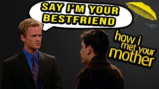 Every Teds Best Friend - How I Met Your Mother