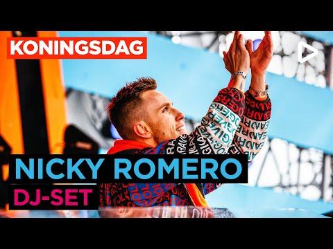 Nicky Romero (DJ-set) | SLAM! Koningsdag 2019