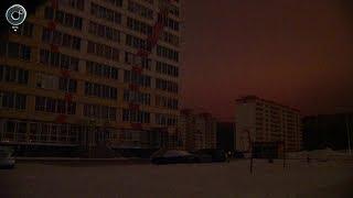 """Жители ЖК """"Матрёшкин двор"""" несколько часов оставались без света, тепла и воды"""