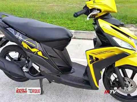2015 Yamaha Mio i  125  Walkaround