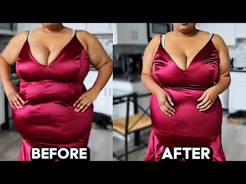 Dressing Room SPANX/Shapewear Try On! (Before and After