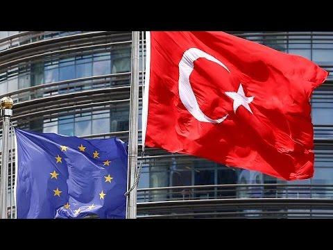 Ευρώπη εναντίον Τουρκίας