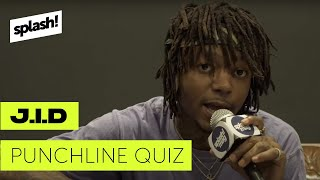 Punchline Quiz with J.I.D (Archiv)