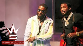 """Gucci Mane Feat. Meek Mill """"Backwards"""" Music Video BTS (WSHH Exclusive   Official Music Video)"""