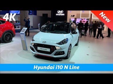 Hyundai i10 N Line 2020 - FIRST look in 4K | Interior - Exterior