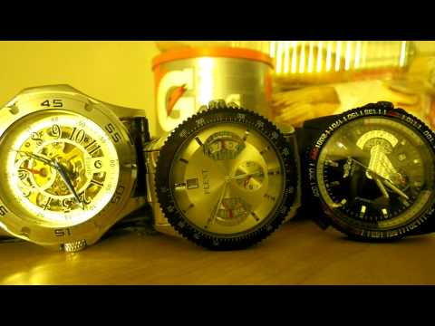 Use A Camera To Check The Accuracy Of Your Wristwatch