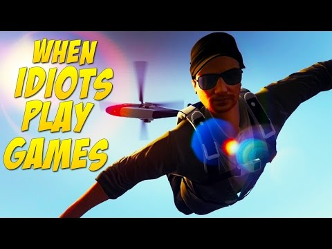 You Can't Stunt! (When Idiots Play Games #11)