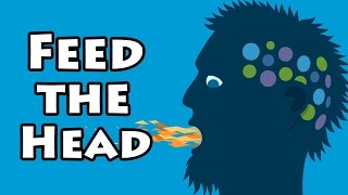 Strangest Game Ever! | Feed The Head