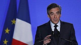 França: Fillon confirma comparência perante juízes mas mantém candidatura