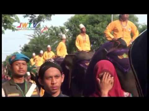Kirab Ageng Jumenengan Pakualam X Di Daerah Istimewa Yogyakarta