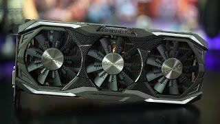 معاينة Zotac GTX 1080 أقوى كرت 1080 على الإطلاق!