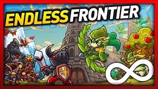 FINDING THE BEST ARTIFACTS!! Endless Frontier 3 w/Unit Evolution