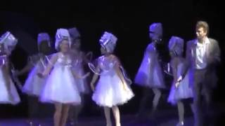 Beauty School Dropout La Guardia Grease Play