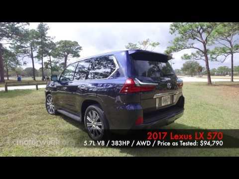 #MWLot: 2017 Lexus LX 570