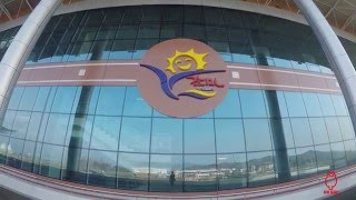 North Korea new Wonsan Kalma Airport