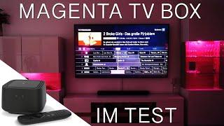 Wie gut ist die neue Magenta TV Box? Mein Wechsel vom Media Receiver