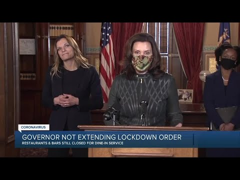 Gov. Whitmer warns next couple of months will be 'hard' for Michiganders