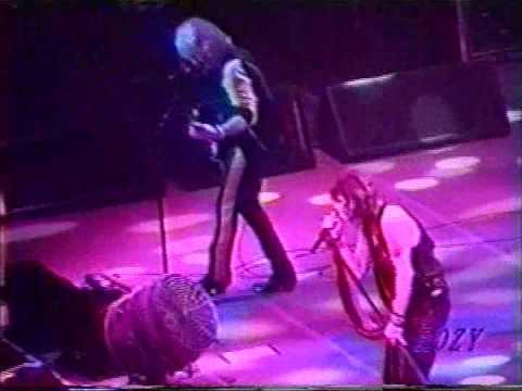 Aerosmith - Kiss Your Past Goodbye - Yokohama - 12/03/1998
