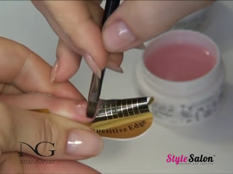 Das Mittel von gribka auf den Nägeln die Werbung