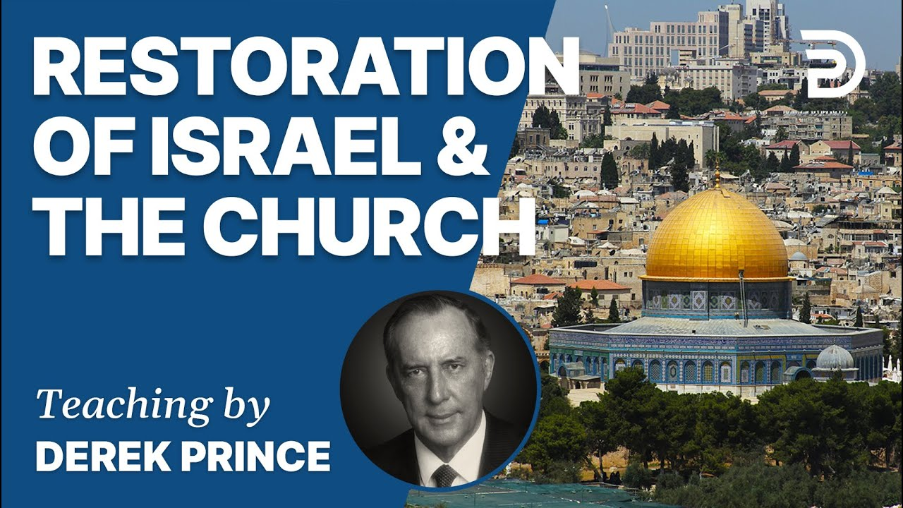 YouTube thumbnail for Israel And The Church: Parallel Restoration