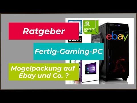 Fertig-PC Verarschung bei Ebay und Co.? | Was muss ich beachten?