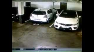 Gone in 60 Seconds - Car being stolen in South Africa