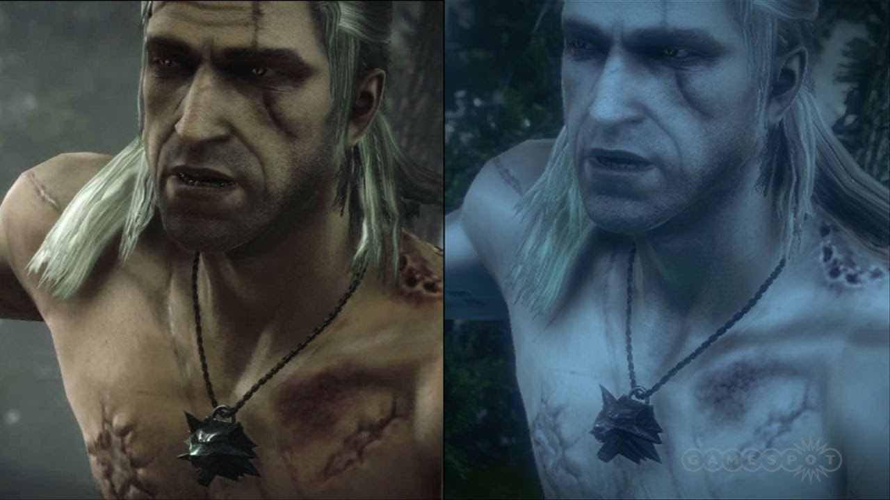 Comparing The Witcher 2 On PC And Xbox 360