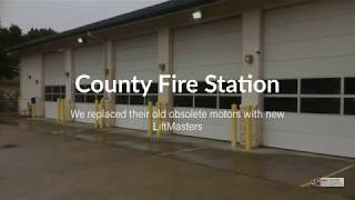RS County Fire Station