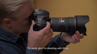 YouTube Video spACYU6VFOU for Product Nikon D6 Full-Frame DSLR Camera by Company Nikon in Industry Cameras