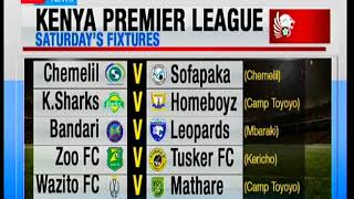 Mathare United remain at the helm of the KPL ahead of weekend matches