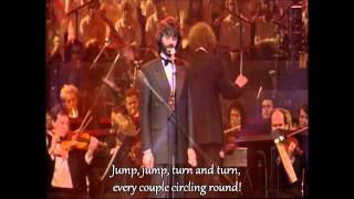 Andrea Bocelli - La Danza - with English subtitles - Night of The Proms 95