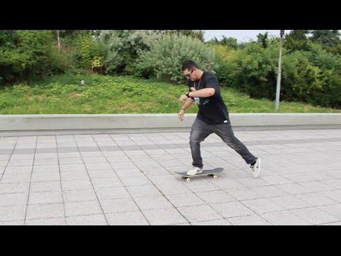 #6 Skateboard Anfänger - Fang an !