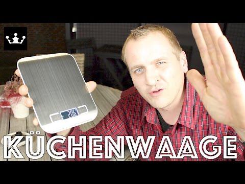 Küchenwaage Digital Test im VideoCheck