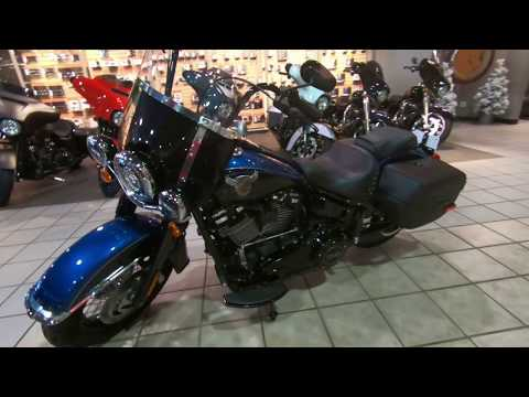 2018 Harley-Davidson Softail Heritage Classic 114