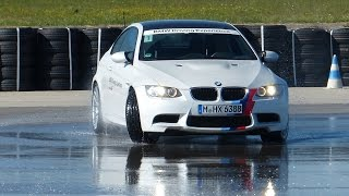 preview picture of video 'BMW ///M3 Drift Training in Maisach - BMW Driving Experience'