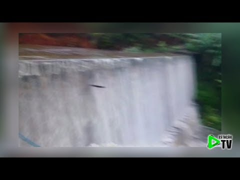 Chuvas em Brejo é registrada  por Internautas