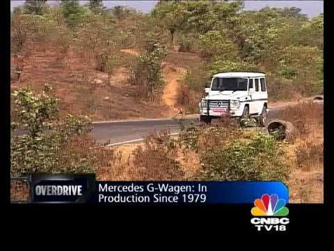 Mercedes-Benz G 55 AMG on OVERDRIVE