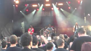 Bourbon boys - hillbilly heart. - Live Falun 2012