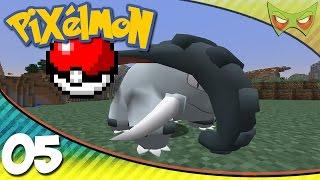 Donphan  - (Pokémon) - Pixelmon! - Minecraft Pokemon Mod - 05 - Donphan