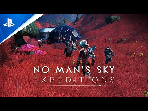 No Man's Sky : Présentation de l'extension Expeditions