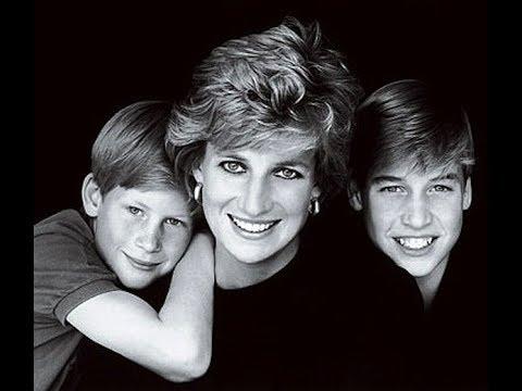 Уильям и Гарри вспоминают принцессу Диану