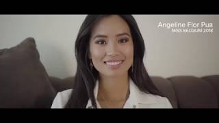 Angeline Flor Pua Miss World Belgium 2018 Introduction Video