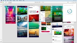 Adobe XD защитите дизайн функции с помощью пароля